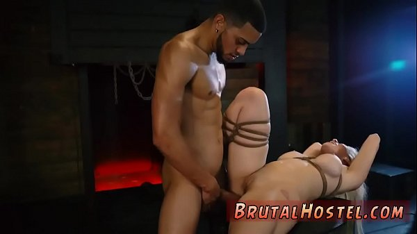 Extreme, Tied, Breast bondage, Big breasts, Extreme pussy, Tied boobs