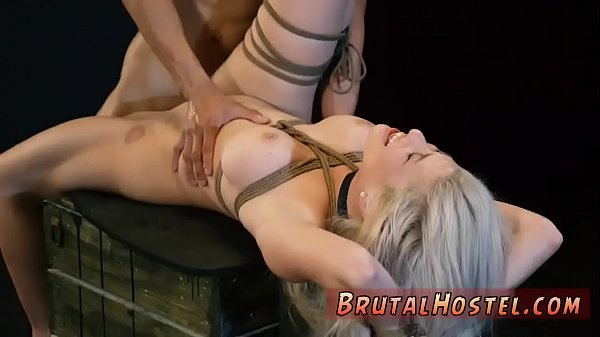 Extreme, Tied, Breast bondage, Big breasts, Extreme pussy, Breasts bondage