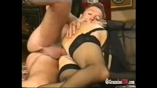 Stock, Black anal, Anal fist, German anal, Black stocking, Fisted