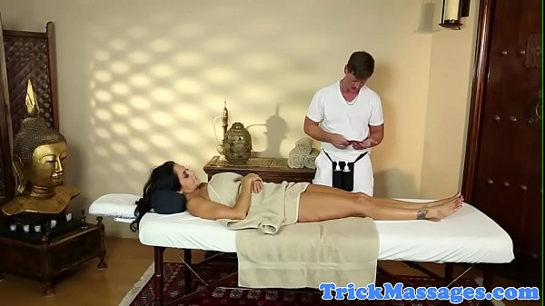 Table, Milf massage, Throating, Massage milf, Massage table