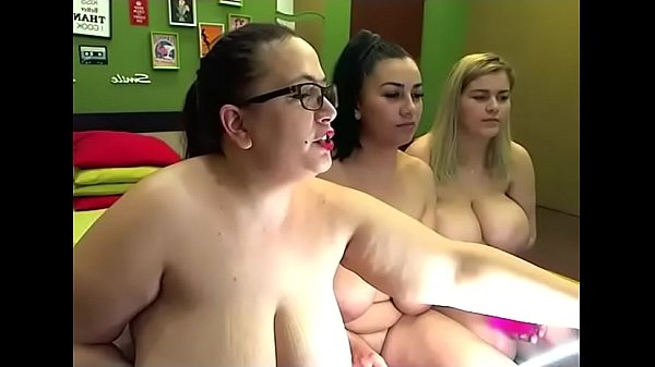 Three girls, Three girl, Webcam chat