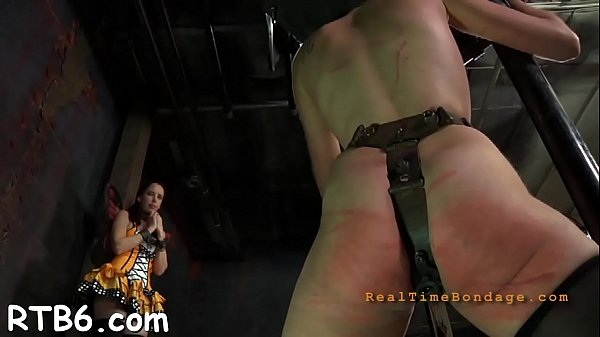 Caning, Tied up, Caned