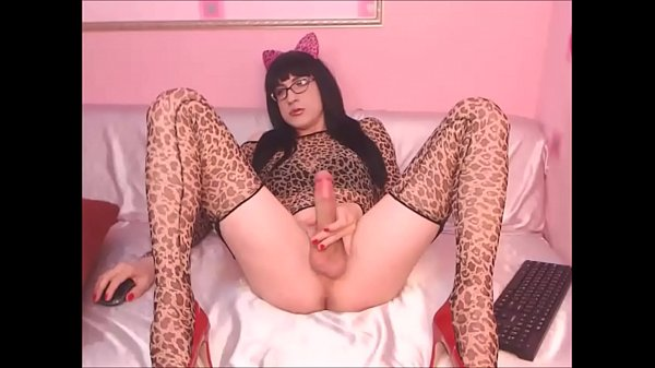 Tranny on tranny, Tranny webcam
