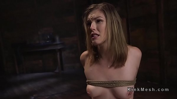 Slave, Deep throat, Blond, Training, Slave training, Slave deep