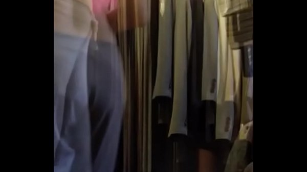 Hidden camera, Dress, Dressing room, Catch, Dress room, Hidden wife
