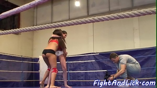 Wrestling, Wrestle, Pussy licked
