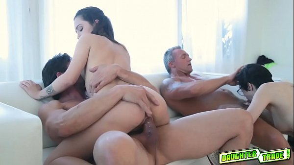 Lily, Mercury, M man, Riding cock, Dad and