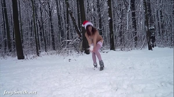 Stocking, Wet, White stocking, White stockings, Snow, Jeny smith
