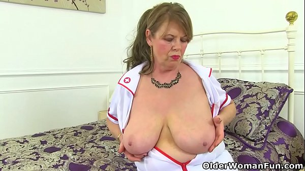 Nurse, English, Tonight, English granny, Tonights, Granny a