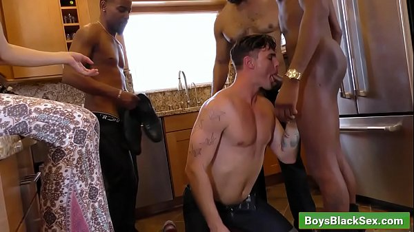 Black cock, In kitchen, Reed, Blacked cock