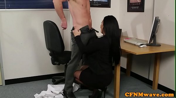Cfnm, Older, Dominated