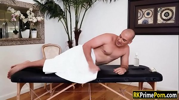 Lubed, Shay, Shay evans, Fuck massage, Massage table, Lube