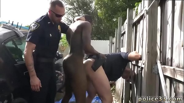 Police gay, Gay police, Get caught, Gay caught, Caught in the act