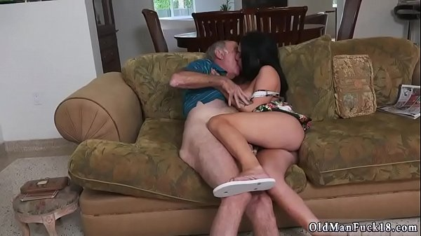 Threesome, Old mom, Young mom, First time mom, Mom threesome, Quick