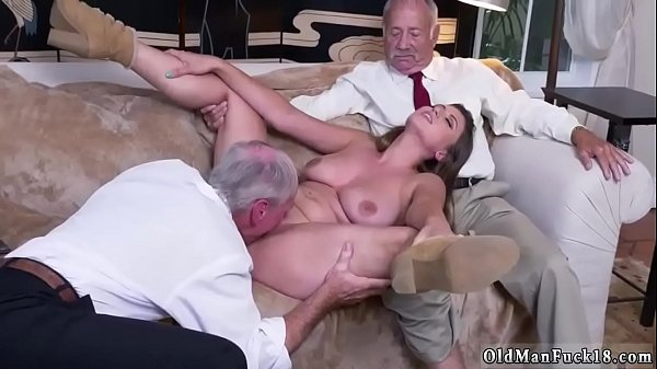 Grandpa, Old and young, Old grandpa, Young creampie, Old creampie, Old & young