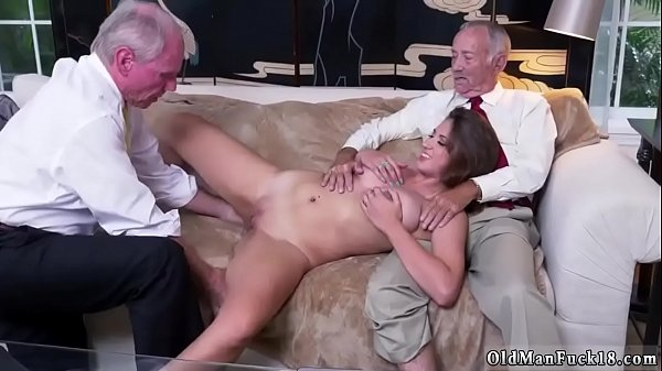 Grandpa, Old and young, Old grandpa, Young creampie, Old creampie, Grandpa old