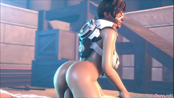Overwatch, Short hair, Hair, Hair fuck, Tracer, Short shorts