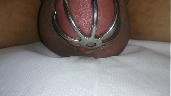 Chastity, Egg, Cage, Device, Hand free, Hands free