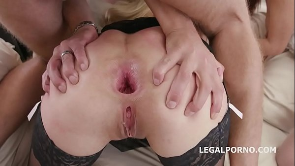 Double anal, Alexis, Crystal, Squirter, Anal double, Alexi