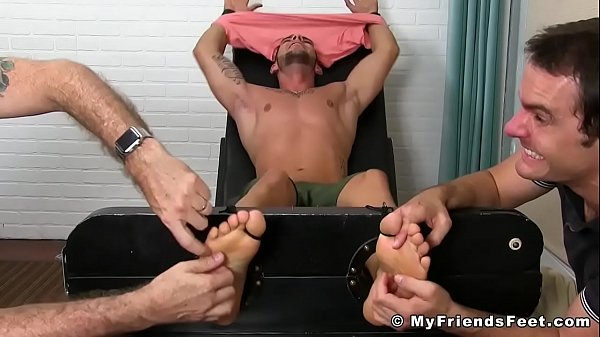 Tickling, Tickleds, Christian, Restrained