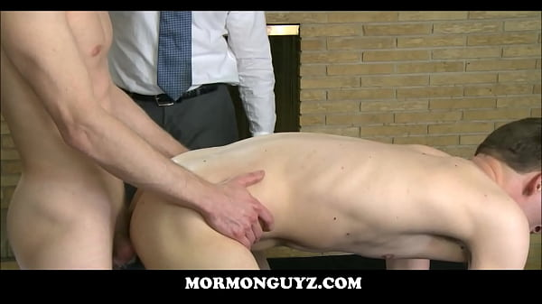Ass licking, Mormon, Lick ass, Church, Older man, Mormons