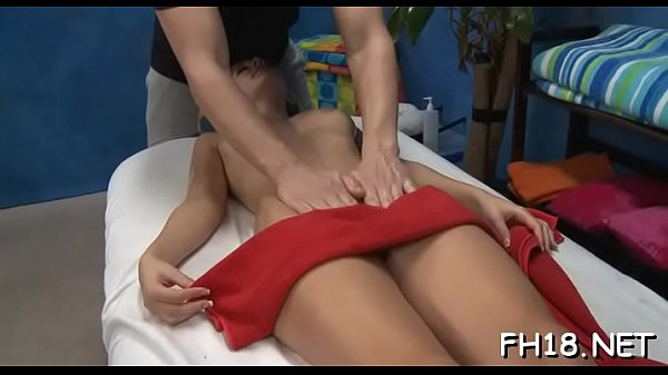 Fuck, From behind, Hot massage, Very hard, Very old, Very hard fuck