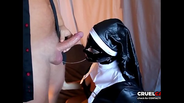 Latex, Nuns, Facefucking