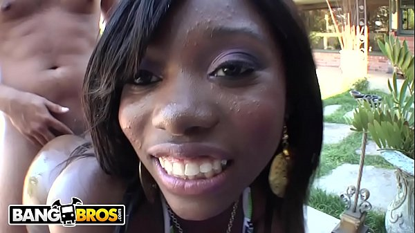 Star, Bangbros, Lip, Pussy lips, Black ebony, Thick ebony