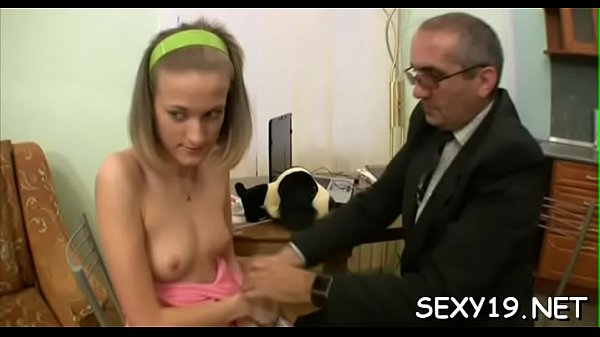 Penis, Tutor, Old beauty