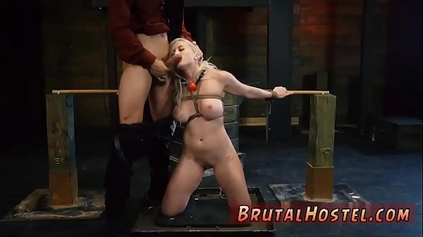 Extreme, Double anal, Extreme anal, Machines, Anal machine, Bondage anal
