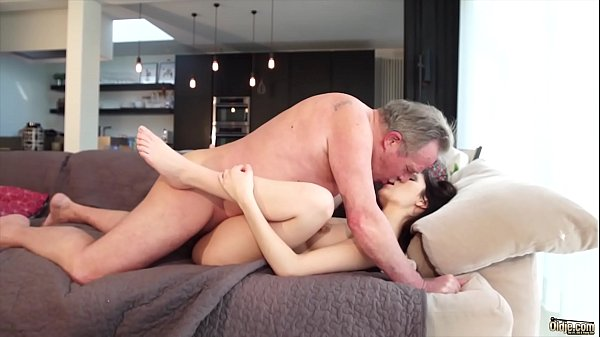 Cum in mouth, Cum in pussy, Old young, Young and old, Swallow cum, Swallowing