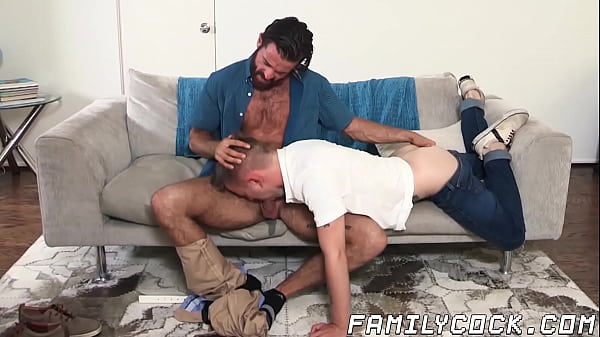 Stepdad, Out of, Cum out